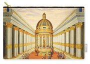 Bacchus Temple Carry-all Pouch