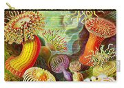 Actinia Sea Creatures Carry-all Pouch