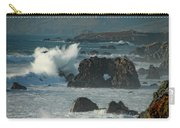Action On The Rocks Carry-all Pouch