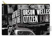 Actor Co-writer Director Orson Welles Premier  Citizen Kane Palace Theater New York  May 1 1941-2014 Carry-all Pouch