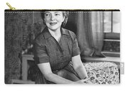 Actress Helen Hayes Carry-all Pouch