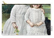 Ad: Patent Medicine, 1889 Carry-all Pouch