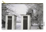 Adam And Eve Not For Me Carry-all Pouch