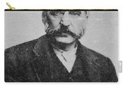 Adam Worth (1844-1902) Carry-all Pouch