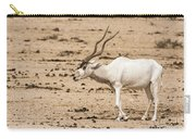 Addax Nasomaculatus 2 Carry-all Pouch