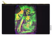 Adele Mara - 1940s Pin Up Carry-all Pouch