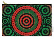 Adinkra Disk Pan-african II Carry-all Pouch