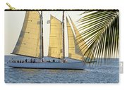 Sailing On The Adirondack In Key West Carry-all Pouch