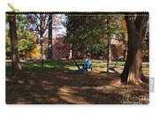 Adirondack Chairs 2 - Davidson College Carry-all Pouch