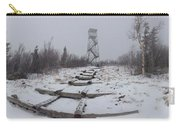 Adirondack Fire Tower 2 Carry-all Pouch