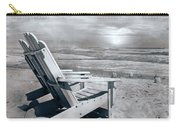 Adirondack Sunrise Topsail Island Carry-all Pouch