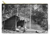 Adirondacks Cabin, C1909 Carry-all Pouch