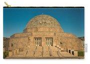 Adler Planetarium Chicago Il Carry-all Pouch