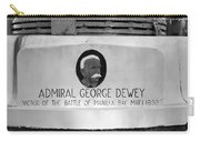 Admiral Dewey Monument Carry-all Pouch