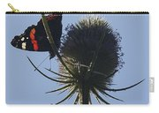 Admiral Teasel Carry-all Pouch