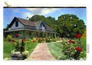 Adobe Alamo Pintado Rideau Vineyards Carry-all Pouch