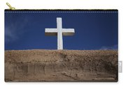 Adobe And Cross Carry-all Pouch