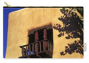 Adobe And Ristras Carry-all Pouch