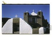 Adobe Church Taos Carry-all Pouch