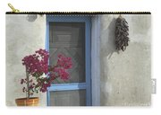 Adobe Home In Ft. Lowell Carry-all Pouch