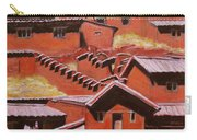 Adobe Village - Peru Impression II Carry-all Pouch