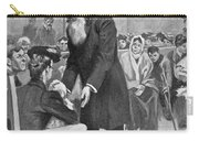 Adolf Lorenz (1854-1946) Carry-all Pouch