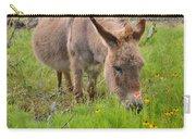 Adorable Mini-burro Carry-all Pouch