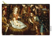 Adoration Of The Sheperds Carry-all Pouch