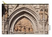 Adoration Of The Three Wise Men Relief Carry-all Pouch