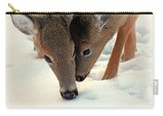Adoring Love Carry-all Pouch by Karol Livote