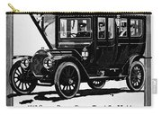 Ads Automobile, 1912 Carry-all Pouch