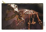 Adult T-rex Skeleton Carry-all Pouch