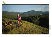 Adult Woman Trail Running Carry-all Pouch