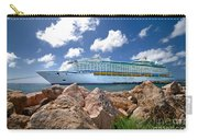 Adventure Of The Seas Carry-all Pouch