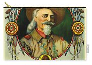 Adventures Of Buffalo Bill Carry-all Pouch