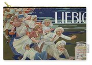 Advertisement For Extractum Carnis Liebig Carry-all Pouch