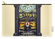 Advertising Clock Carry-all Pouch