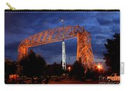 Aerial Lift Bridge Carry-all Pouch
