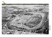 Aerial Of Indy 500 Carry-all Pouch