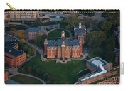 Aerial Of Woodburn Hall Carry-all Pouch