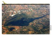 Aerial Photography - Hill Like A Big Mouse  Carry-all Pouch