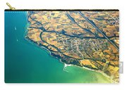 Aerial Photography - Italy Coast Carry-all Pouch