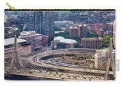 Aerial Shot Of Boston Carry-all Pouch