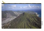 Aerial View Honolulu Hawaii Carry-all Pouch