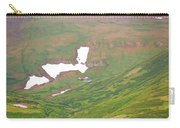 Aerial View Of Alaskan Landscape Carry-all Pouch