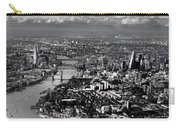 Aerial View Of London 4 Carry-all Pouch