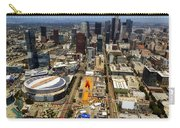 Aerial View Of Los Angeles Carry-all Pouch