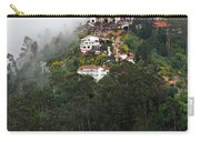Aerial View Of Monserrate Church Carry-all Pouch