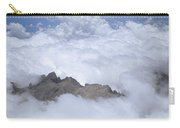 Aerial View Of Mt Kinabalu Borneo Carry-all Pouch