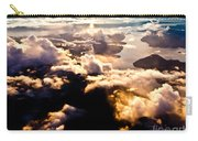 Aerial View Of Pacific Coast Of Bc Canada Carry-all Pouch